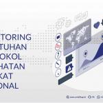 Monitoring Kepatuhan Protokol Kesehatan Tingkat Nasional (Update Per 14 Februari 2021) - Berita Terkini