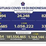 Pasien Yang Sembuh dari COVID-19 Jumlahnya Terus Bertambah - Berita Terkini