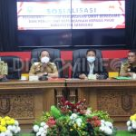 Wabup Sanggau Berharap FKUB Menjadi Sebuah Lembaga Yang menguatkan Kehidupan Keberagaman Di Kabupaten Sanggau