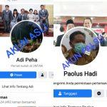 Bupati Sanggau Klarifikasi Soal Munculnya Akun Palsu Di Facebook Yang Mencatut Namanya