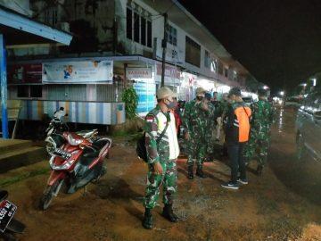 Ciptakan Kenyamanan Warga Rayakan Imlek, Petugas Gabungan Tingkatkan Pengamanan di Pulau Tayan