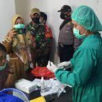Puskesmas Pulau Tayan Gelar Vaksinasi Covid-19 – Radar Kalbar