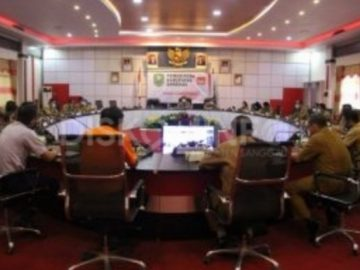 Buka Musrenbang Tingkat Kecamatan, Bupati Sanggau Minta Camat Buat Bank Data yang Valid