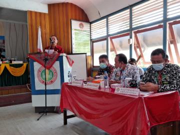 Konferensi Kerja PGRI Kabupaten Sanggau