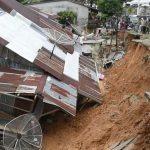 Ontot Salurkan Bantuan untuk Korban Longsor Entikong
