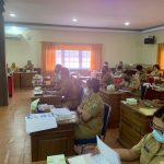 Rapat Koordinasi Penyusunan Dokumen Perencanaan Pembangunan Daerah Kabupaten Sanggau