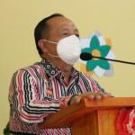 Ini pesan Wabup Sanggau, saat resmikan gereja di Suka Gerundi
