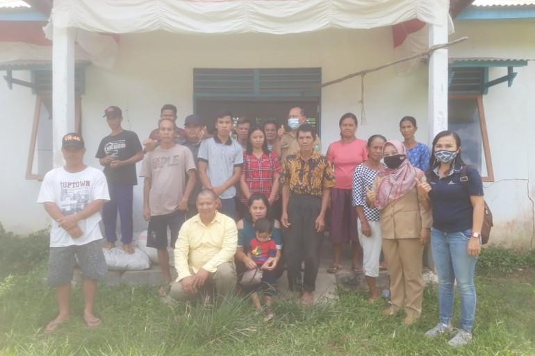 Sosialisasi Pengembangan Karet Rakyat Oleh Dinas Perkebunan dan Peternakan Kabupaten Sanggau
