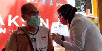 93,5 Persen Vaksin Covid-19 Terpakai di Sanggau