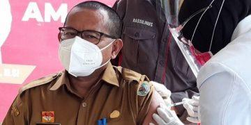 12 Orang di Sanggau Terima Vaksin Tahap Kedua