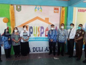 Launching Pelayanan Puspaga Dan Sama Duli Anak, Ini Harapan Bupati Sanggau