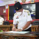 Pelantikan Pengurus Cabang PWRI Kabupaten Sanggau, Ini Pesan Bupati Sanggau