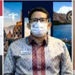 Kebangkitan pariwisata adalah sinyal kebangkitan Indonesia yang mampu bertahan, mengambil peluang, dan menang dengan terus beradaptasi disiplin menjalankan protokol kesehatan.