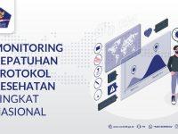 Monitoring Kepatuhan Protokol Kesehatan Tingkat Nasional (Update Per 28 Februari 2021) - Berita Terkini
