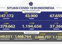 Pasien Sembuh Meningkat Lagi Menjadi 1.194.656 Orang - Berita Terkini