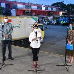 Buah Diplomasi Vaksin, Indonesia Terima Kedatangan Pertama Vaksin dari COVAX Sebanyak 1,1 juta Dosis - Berita Terkini