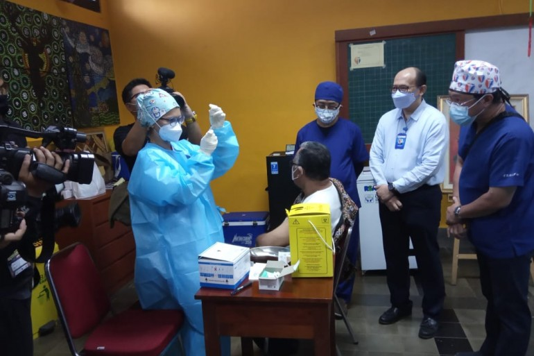 Sentra Vaksinasi COVID-19 Bersama Hadir Dukung Percepatan Vaksinasi - Berita Terkini