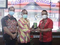 Pemkab Sanggau Dapat Kunjungan Dari Pemkab Sambas Dalam Rangka Kaji Tiru MPP Kabupaten Sanggau