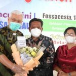 Bupati Sanggau Beserta Isteri Hadiri Acara Syukuran Ultah ke-75 Uskup Keuskupan Sanggau