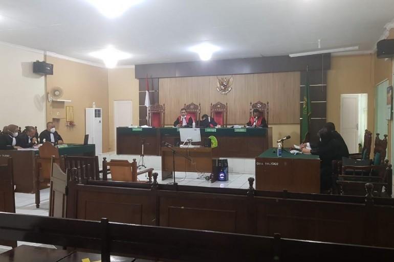 Diduga Tersandung Korupsi Dana PAM Pilgub 2018, Mantan Kapolres Sanggau Dituntut 4 Tahun Penjara dan Denda Rp 200 Juta
