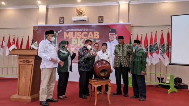 Bupati Sanggau Membuka Kegiatan Muscab Partai Kebangkitan Bangsa (PKB)