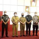 Wakil Gubernur Kalbar Hadir Di Musrenbang RKPD Kab Sanggau Tahun 2022