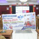 Grand Launching Pendataan Keluarga Tahun 2021 Kabupaten Sanggau