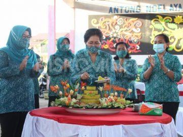 TP PKK Sanggau Memperingati HKG PKK Ke-49 Tingkat Kabupaten Sanggau