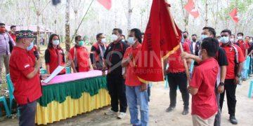 Menghadiri Pengukuhan DPC PDKS Kecamatan Tayan Hilir, Ini Harapan Wabup Sanggau