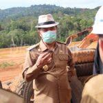 Wakil Bupati Sanggau Pimpin Langsung Tim Komisi Amdal Lakukan Pembinaan dan Pengawasan PT QAM