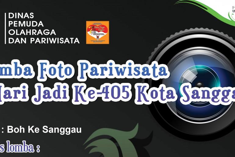 Lomba Foto Pariwisata Hari Jadi Ke-405 Kota Sanggau