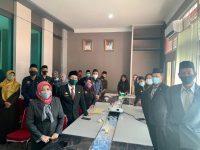 Pengukuhan/Pelantikan Pejabat Dinas Perkebunan dan Peternakan Kabupaten Sanggau