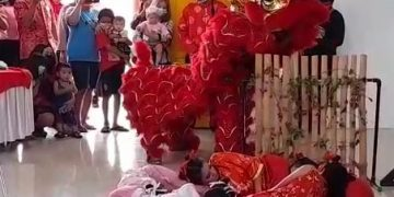 Sederhana, Perayaan Cap Go Meh di Sanggau