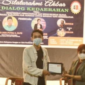 Dialog Kedaerahan Mahasiswa Sanggau, Hadirkan Presenter Ruai TV dan Akademisi