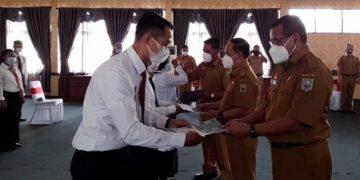 31 Tenaga Honorer di Sanggau Akhirnya Terima SK