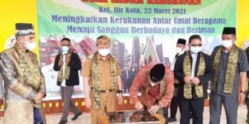 Kelurahan Ilir Kota di Sanggau Jadi Desa Sadar Kerukunan