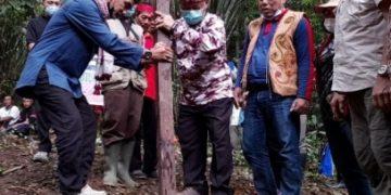 Rp 100 Juta untuk Bangun Balai Adat Sanggau