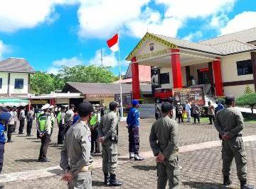671 Personil Amankan Paskah di Sanggau, Kabag Ops: Jangan Sibuk Main HP