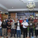 Buka Muscab IV BPC HIPMI Sanggau, Bupati Sanggau: Ketika Para Pengusaha Muda Bisa Mandiri, Kreatif Maka Pertumbuhan Ekonomi Akan Terbantu