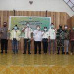 Wabup Sanggau Buka Muskomcab Pemuda Katolik Cabang Sanggau