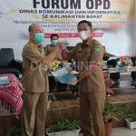 Kepala Dinas Kominfo Sanggau Hadir Pada Rapat Perencanaan Teknis / Forum Kominfo se-Kalbar