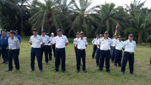 Apel Gelar Pasukan Opspol Bina Karuna Kapuas Tahun 2017