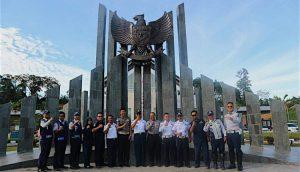 Dinas Perhubungan Kabupaten Sanggau Kembali Mengadakan Inspeksi Di Terminal Bus Entikong