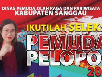 Formulir Isian Calon Pemuda Pelopor Tingkat Kabupaten Sanggau
