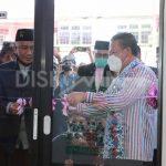 Bupati Sanggau Puji Kreatifitas Anak-Anak Muda Sanggau Bentuk Baitulmaal Munjalan Indonesia Cabang Sanggau