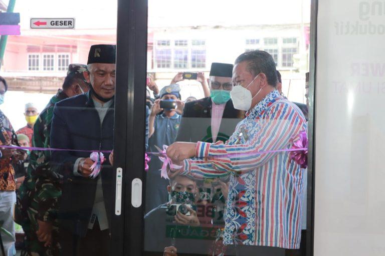Baitulmaal Munzalan Indonesia Cabang Sanggau Diresmikan, Bupati Sanggau Katakan Ini