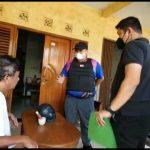 Lama Buron, Tim Tabur Kejaksaan, Tangkap Mantan Kepala BPN Sanggau di Cibinong