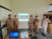 Sosialisasi dan Serah Terima Pengelolaan Website PPID Kecamatan Toba