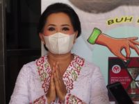 Momen Peringati Hari Kartini, Ketua TP PKK Sanggau Ajak Kaum Wanita Ambil Andil Lawan Covid-19