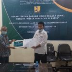 Kabupaten Sanggau dapat Hibah Mesin Pencacah Plastik Dari BPJN KAL-BAR – Dinas Lingkungan Hidup